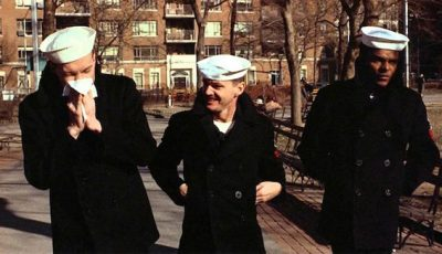 Jack Nicholson in The Last Detail (Hal Ashby)
