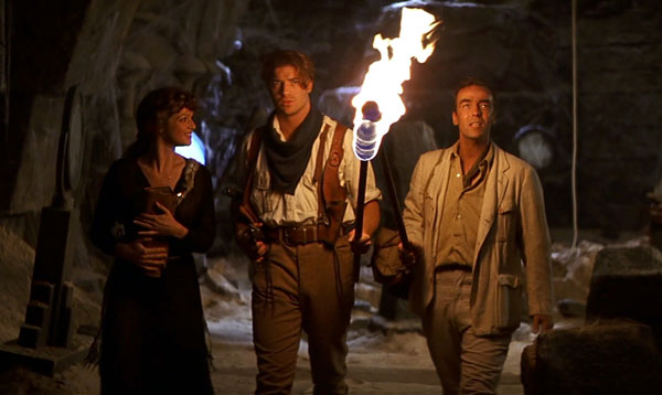 the-mummy-1999-brendan-fraser_Rachel_Weisz_treasure-hunt-film