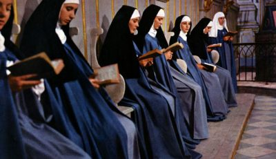 Jacques Rivette's The Nun