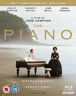 The Piano - Holly Hunter