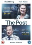 The Post - Steven Spielberg / Tom Hanks / Meryl Streep