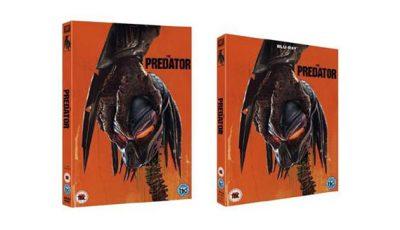 The Predator - DVD and Blu-ray