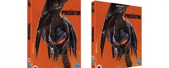 The Predator - DVD and Blu-ray