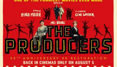 The Producers 50th Anniversary Release