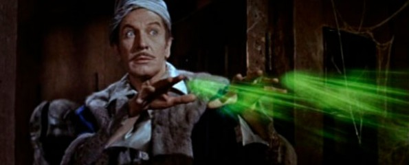 The Raven, Roger Corman, Edgar Allan Poe, Horror,