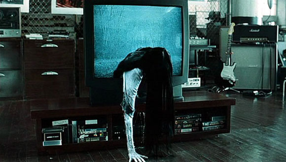 The Ring, Ghosts on Film,