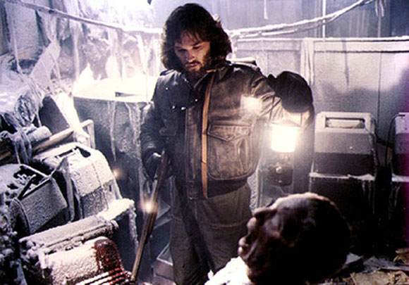 The Thing, Film, John Carpenter, Jack Russell,