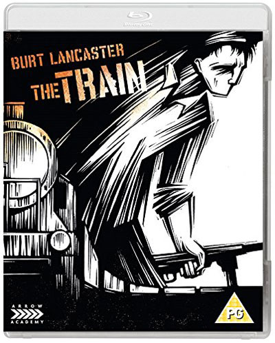 The Train, Blu-ray, UK