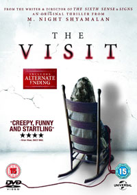 The Visit, Shyamalan - Top 10 Films