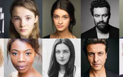 The Witcher Cast (Netflix)
