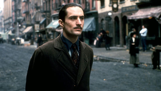 godfather part 2, de niro,