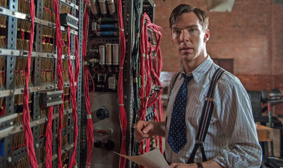 The Imitation Game, Top 10 Films of 2014, Benedict Cumberbatch,