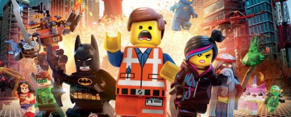 The Lego Movie, Top 10 Films of 2014