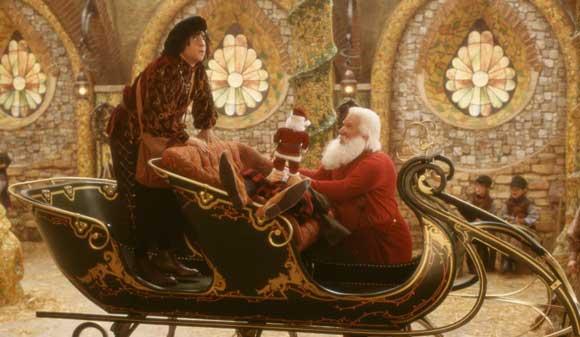 santa clause 2,