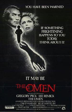 the omen, richard donner, film, top 10 films, 1960s, 1970s, horror,