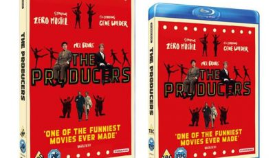 The Producers - UK DVD/Blu-ray