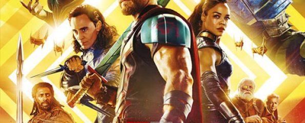 Thor: Ragnarok UK Blu-ray