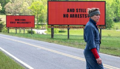 Top 10 Frances McDormand Films - Three Billboards