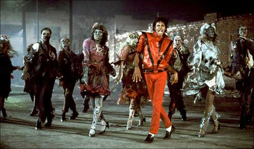 thriller music video john landis michael jackson