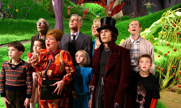 Tim Burton - Charlie and the Chocolate Factory