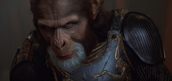 Tim Burton - Planet of the Apes