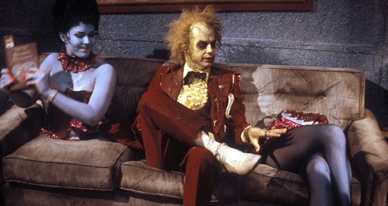 michael keaton, beetlekjuice, film, tim burton