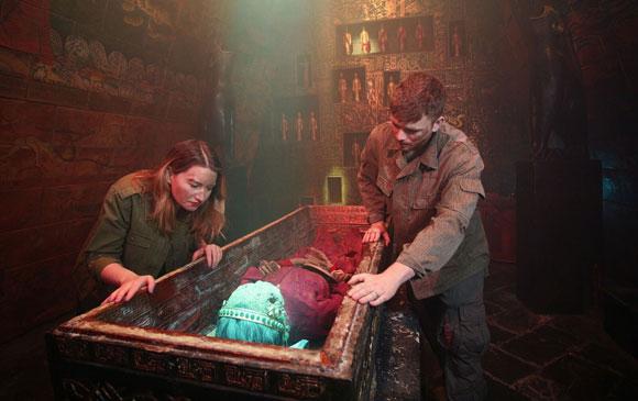Tomb Raider - the escape room experience