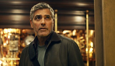 Tomorrowland with George Clooney