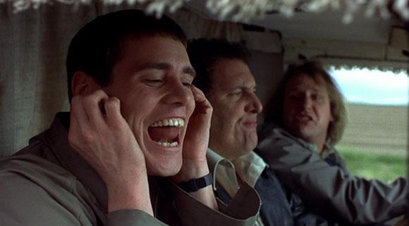 Dumb and Dumber - Jim Carrey