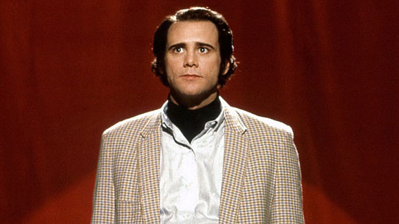Arguably Carreys Best Performance His Astonishing Recreation Of The Late Quirky Idiosyncratic Comic Andy Kaufmann Is Spot On