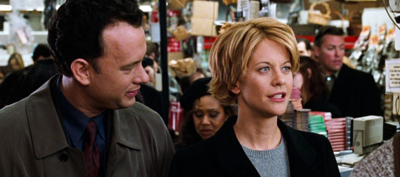 Top 10 Meg Ryan Films - You've Got Mail