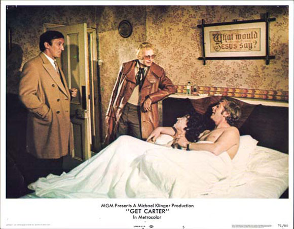 Get Carter - Top 10 Revenge Movies