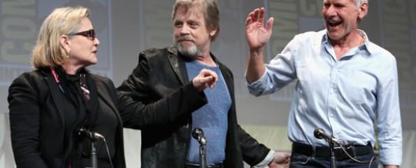 Star Wars, Old Cast New Film, Top 10 Films