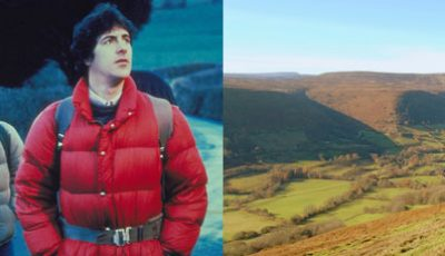 Top 10 Film Locations In Wales, An American Werewolf In London