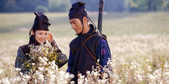 Top 10 Kung Fu Films Of The 2000s - House of Flying Daggers