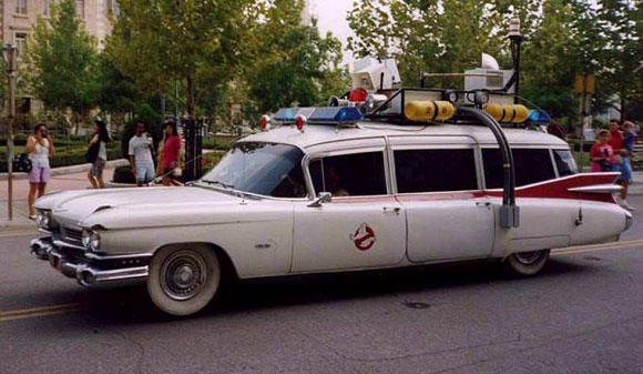 Top 10 Films Modes of Transport,