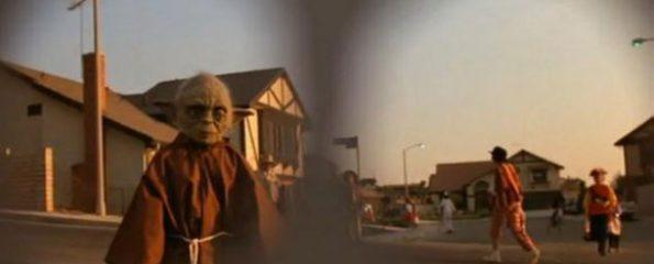 E.T. / Yoda Connection