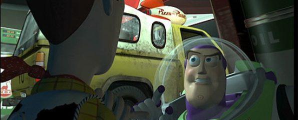 Toy Story 1, Film, Pixar animation