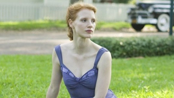 Tree of Life, Jessica Chastain,
