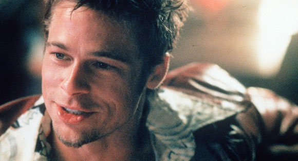 Tyler Durden, Fight Club, Brad Pitt
