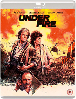 Under Fire - Nick Nolte, Joanna Cassidy