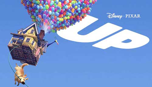 top best film 2009 pixar up