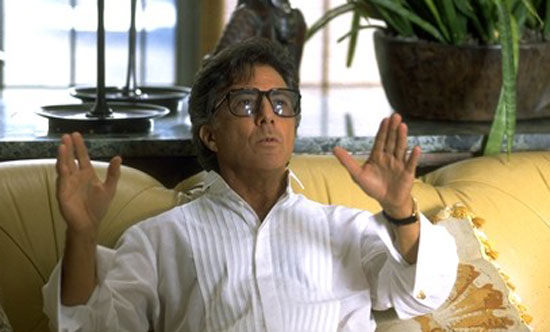 dustin hoffman's best acting,