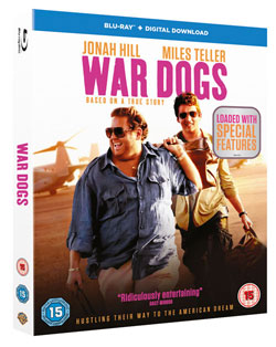 """""""War Dogs"""" Forgets Its Bark"""