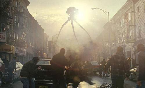 war of the worlds, steven spielberg, best spielberg film,