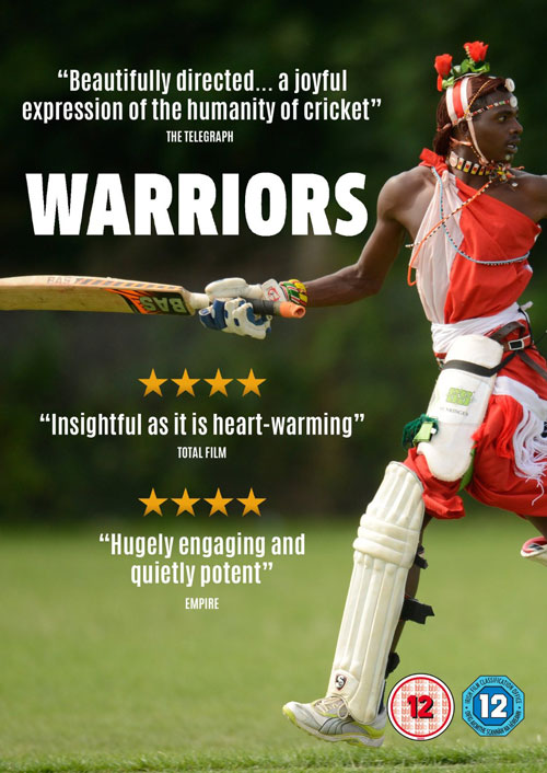 Warriors, UK DVD - Top 10 Films