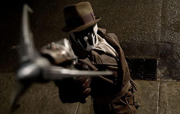 The Watchmen, Rorschach,