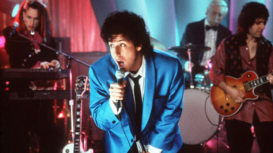 wedding singer, best of adam sandler