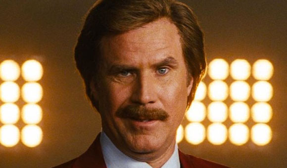 Anchorman - Top 10 Films