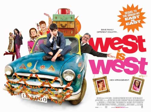 west is west, sequel to to east is east, poster